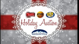 Holiday Auction Left Over Items