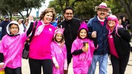 Making Strides Against Breast Cancer 2014!!